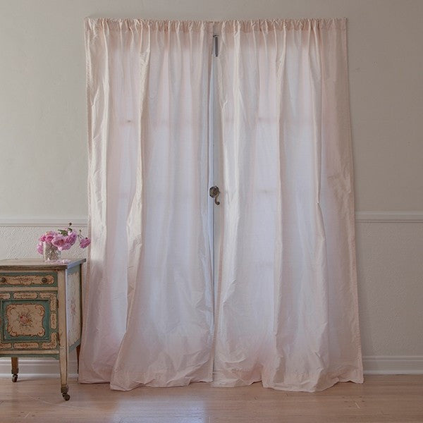 Silk Dupioni Curtains