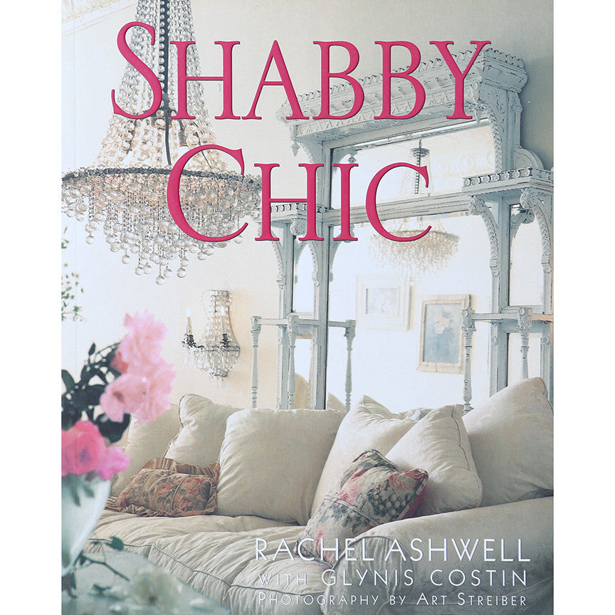 Autographed - The Shabby Chic Book - Reprint