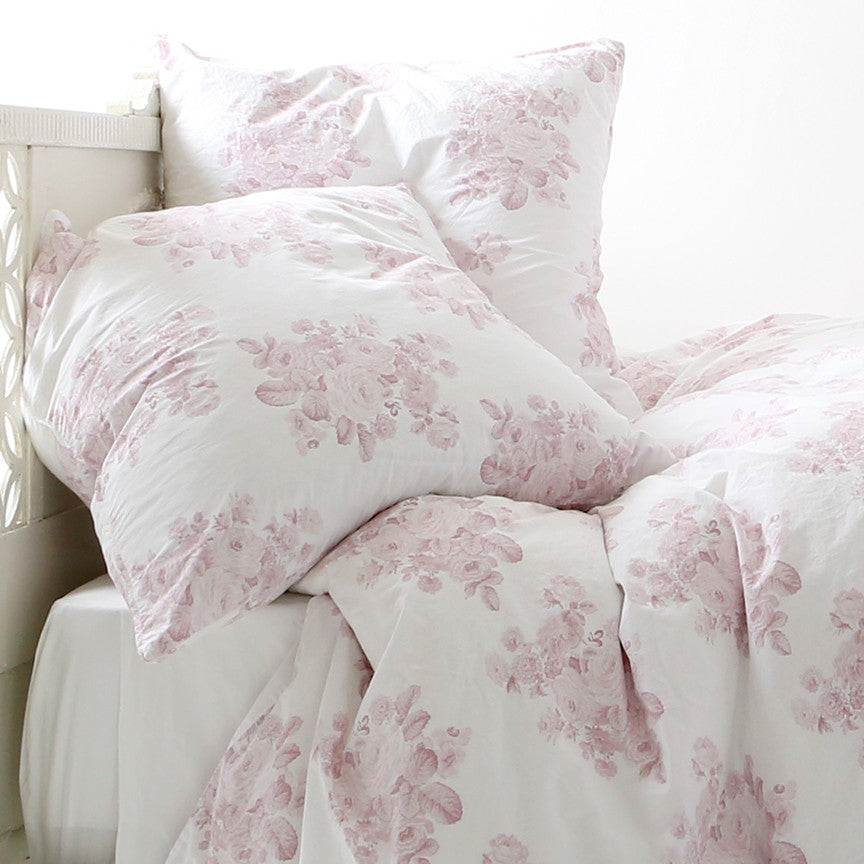 50% OFF Shadow Rose Pink Bedding