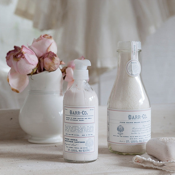 Barr & Co Bath Collection