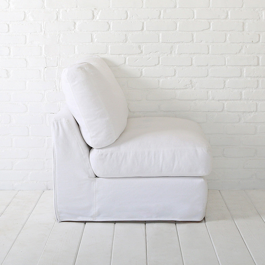 Soho Armless Chair