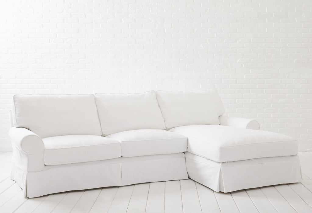 Squishy Sectional Sofa