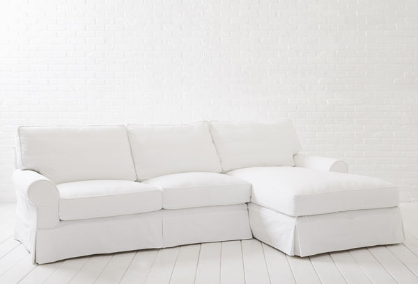 Squishy Sectional Sofa at Rachel Ashwell Shabby Chic Couture