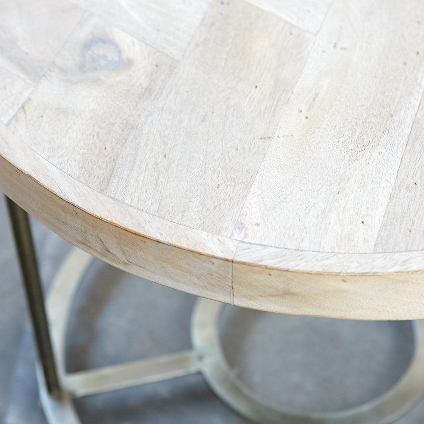 Mellow Modern -Side Table