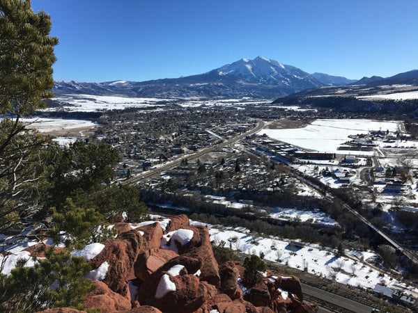 A Guide to the Perfect Outdoorsy Weekend in Carbondale, Colorado
