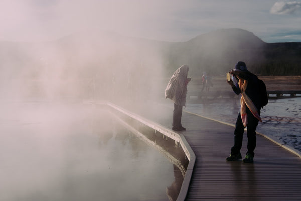 Photographing Yellowstone's Grand Prismatic: A Tale of Slowing Down and Taking a Closer Look
