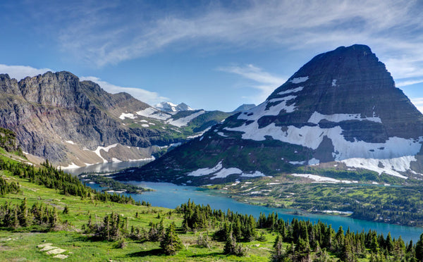 6 Accessible Backcountry Lakes in Glacier National Park