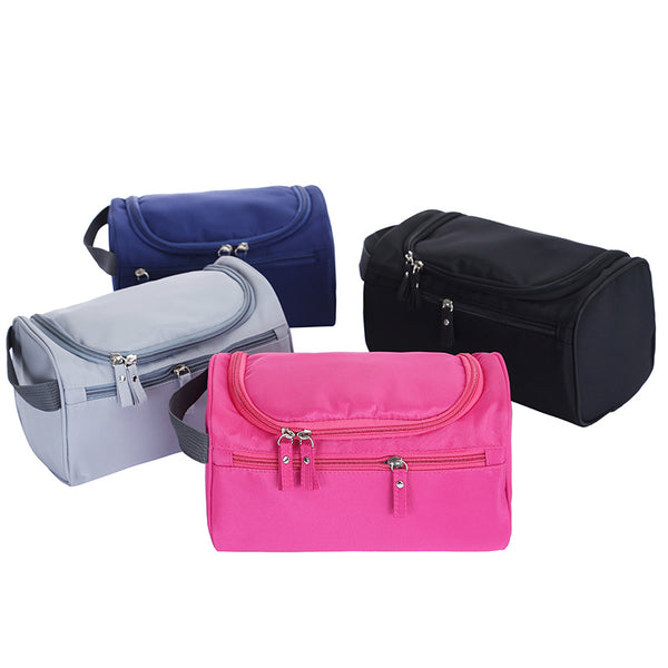Premium Quality Waterproof Hangable Travel Necessaries And Cosmetic Bag For Men and Women