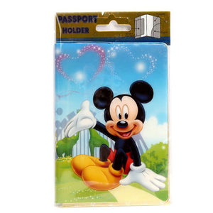 mickey mouse passport, mousey passport, passport protective covers, protective covers for passports, passport protective for kids disney carrying case passport cover
