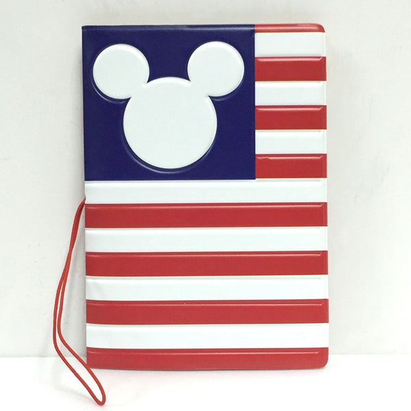 mickey mouse passport, mousey passport, passport protective covers, protective covers for passports, passport protective for kids, american flag, patriotic passport