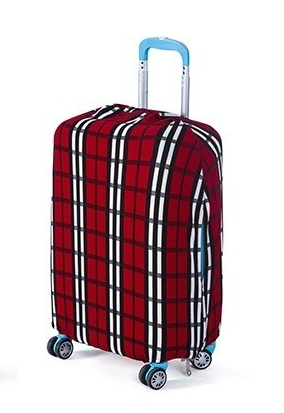 luggage protector | luggage dust cover | luggage cover | suitcase protector | suitcase dust cover | suitcase cover | trolley cover | trolley case protector | trolley case cover | dust cover | baggage protector | baggage dust cover | baggage cover | plaid