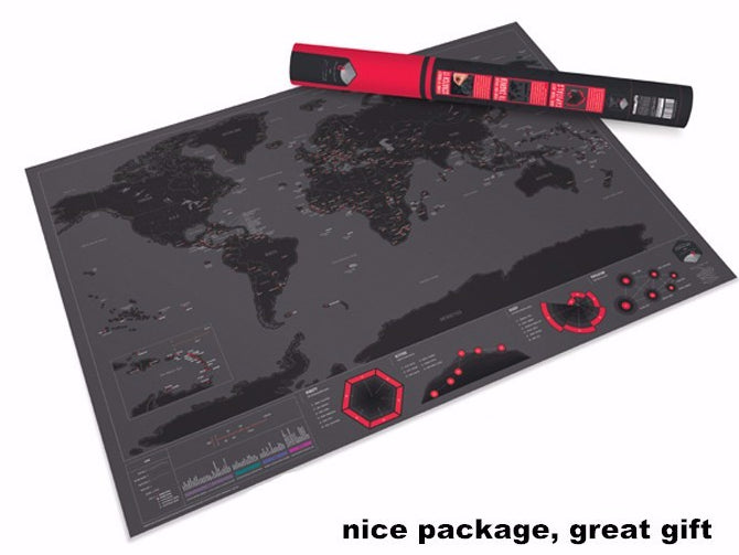 world map wall sticker | world map | world capitals map | world capitals | vacation map tracker | travel map | scratch off world map | scratch off map | scratch map world travel | places ive visited map | places ive been map | personalized world map | map wall decoration | map of the world | map decor | map accessories | discovery map scratch off world | deluxe scratch off map
