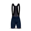 Men's Navy Corsa Bib Shorts (Quattro)