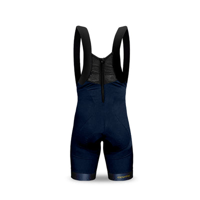 Ladies Navy Corsa Bib Shorts (Quattro Bundle)
