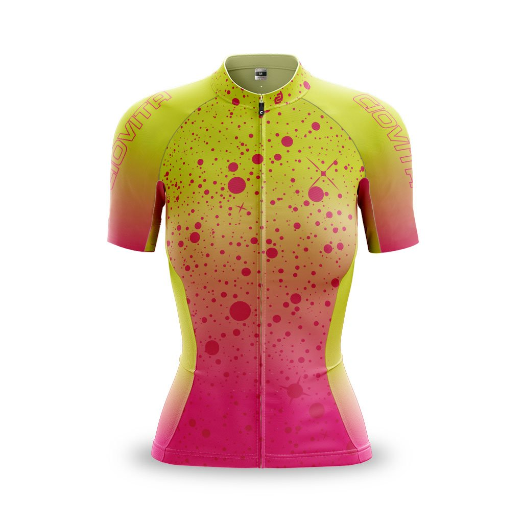 Ladies Tropica Race Fit Jersey 4714422f6