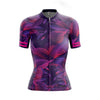 Ladies Giglio Sport Fit Cycling Jersey