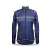 Ladies Navy Cirro Windproof Jacket