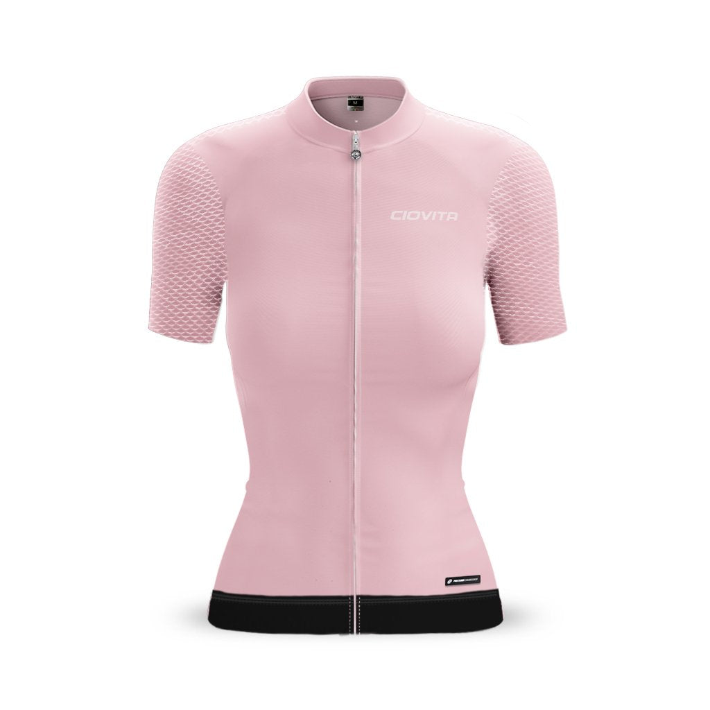 Ladies Tinta Flyweight Jersey (Blush Pink)