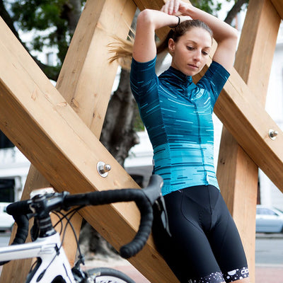 Ladies Bravura Race Fit Jersey