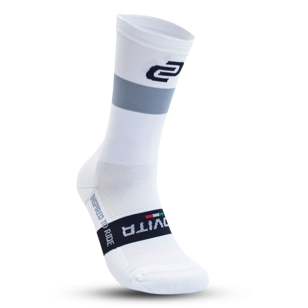 Ciovita Cycling Socks (White)