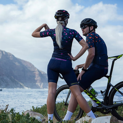 Ladies Origami Race Fit Jersey