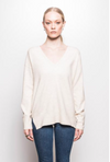 James V Neck Sweater
