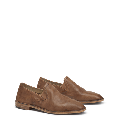 Camel Loafer