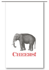 Elephant Cheers Wine Bags