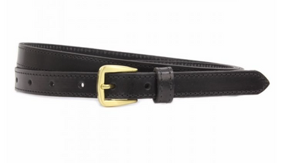 Elinor Belt in Black and Tan