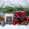 Orange Spice Juniper & Fir Holiday Candle