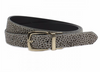 Rosie Grey Leopard Belt