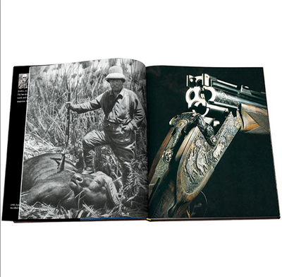 Hunting Legendary Rifles Book