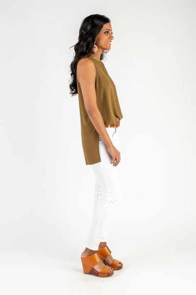 OLLIE SIDE SLIT TOP