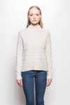 Alistair Mock Neck Sweater