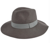Wool + Felt Floppy Hat