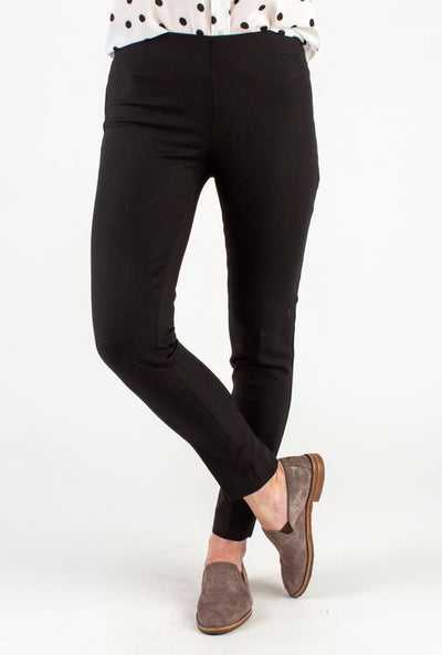 Classic Signature Black Work Pants
