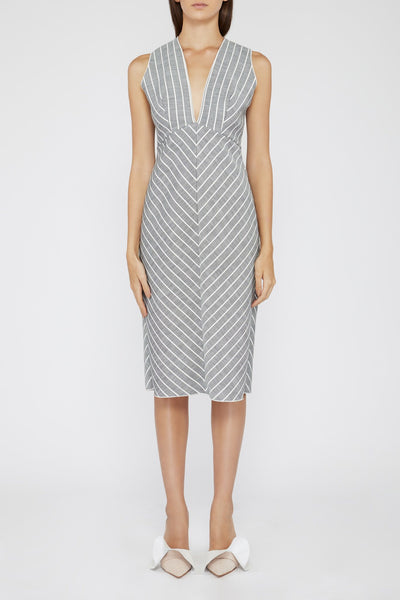 Finch Stripe Dress