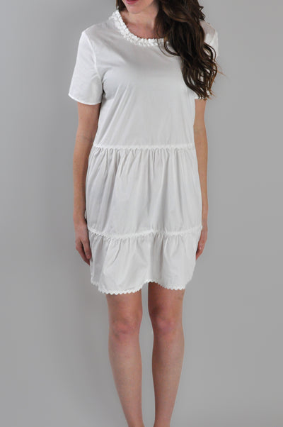 JENNY SHORT SLEEVE SUMMER DRESS