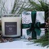 White Pine Holiday Candle