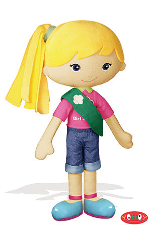 Girl Scouts® Friendship Dolls