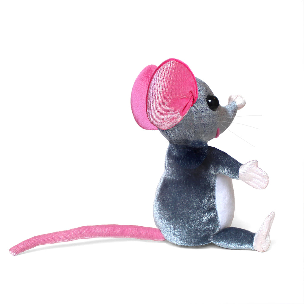 Biddle Mouse Soft Toy