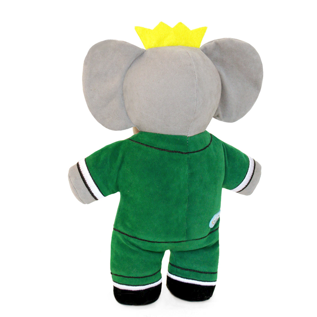 Babar Bean-Filled Soft Toy