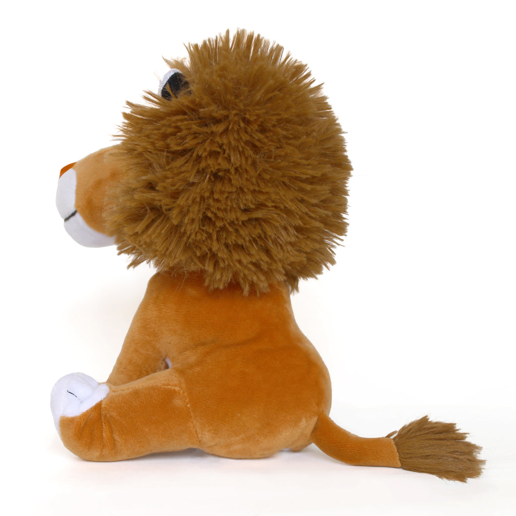 The Tawny Scrawny Lion Soft Toy