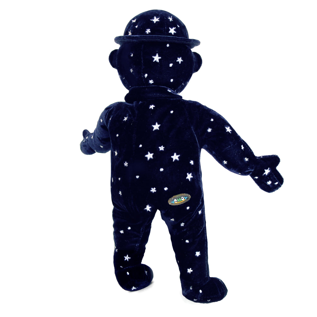 Mr. Night Soft Toy w/ Glow in the Dark Stars