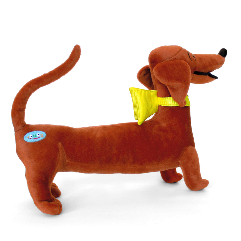 Pretzel the Dog Soft Toy