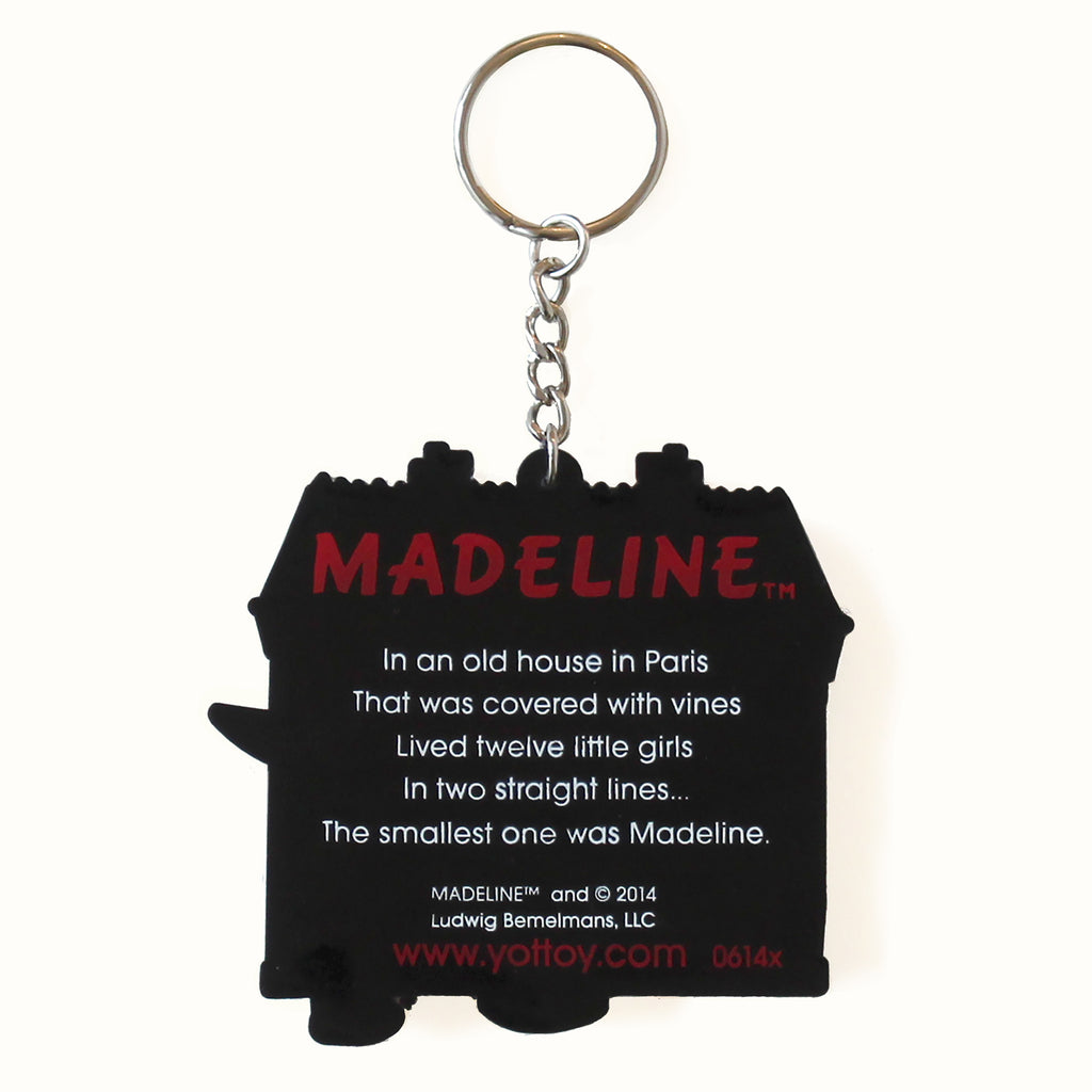 Madeline Keychain/Backpack Accessory