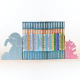 Elephant & Piggie Bookends
