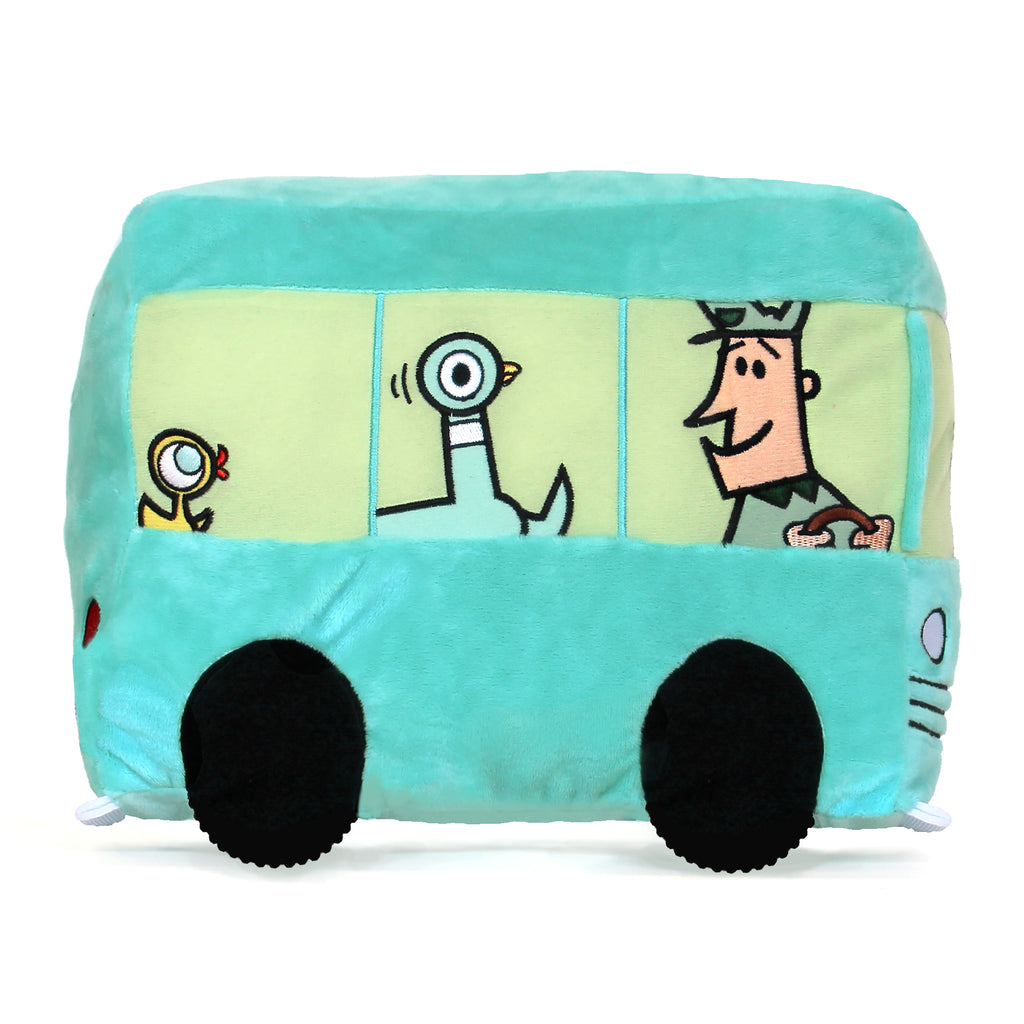 Bus Soft Toy
