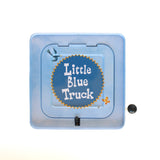 Little Blue Truck Jack-in-the-Box