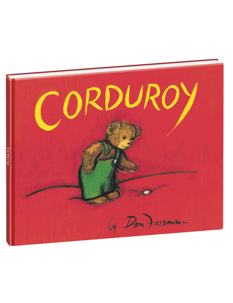 """Corduroy"" Hardcover Book"